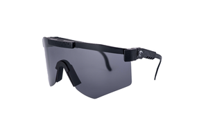 black cycling sunglasses for women and men. multi sport sunglasses