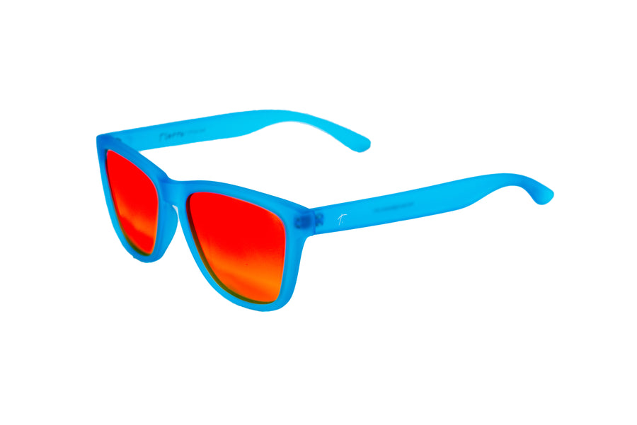 women's running sunglasses. red mirrored lens sunglasses. polarized sunglasses. sunglasses for women and men
