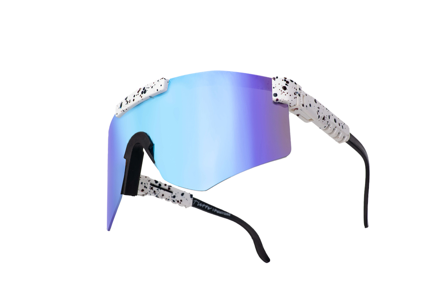 white cycling sunglasses. polarized sunglasses for cyclist. running sunglasses for women
