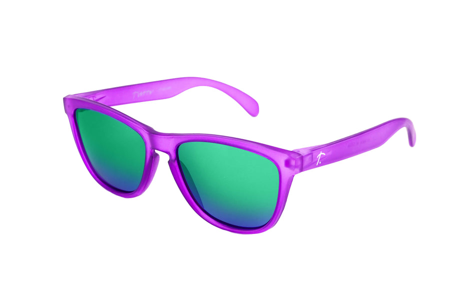 running sunglasses. polarized sunglasses for runners. sunglasses for women/men. green mirrored lens
