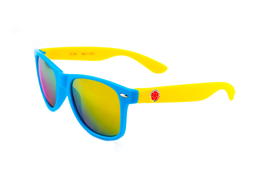Tierra Polarized Sunglasses - Gafas de la seleccion colombia. wayfarer. sunglasses for men/women.