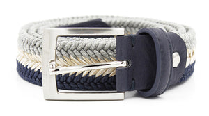 Braided Wax Rope Belt