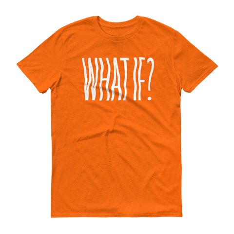 What If Logo - T-Shirt