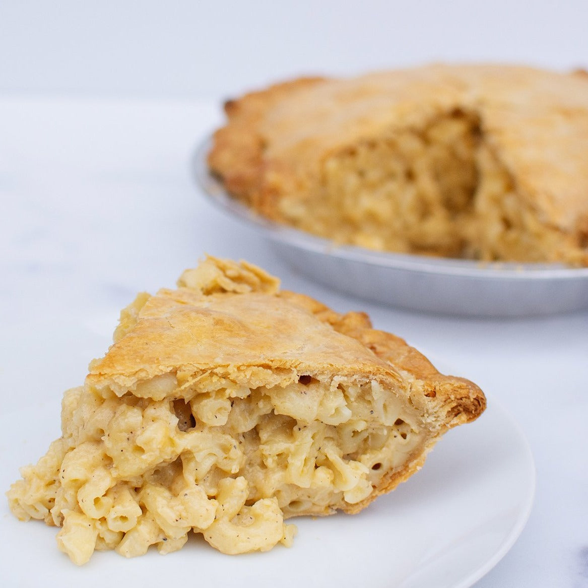 Mac & Cheese Pot Pie (Take & Bake)