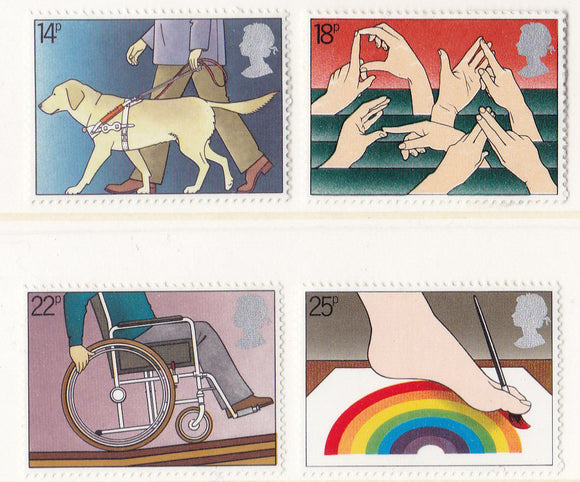 1981 Year of the Disabled
