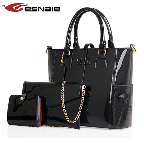 Luxury Leather Purse and Handbags. High Quality Shoulder Bag