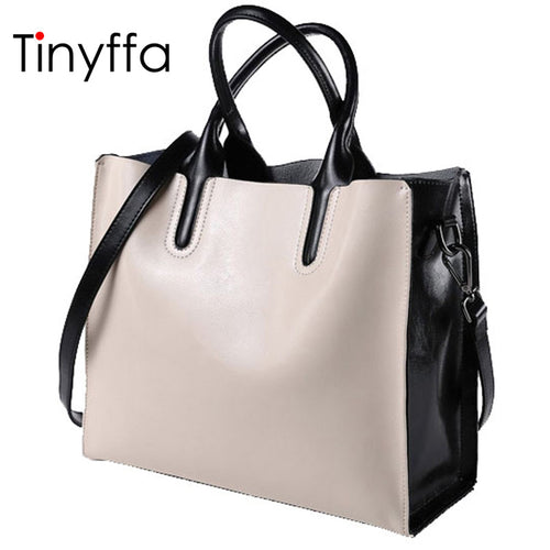 Tinyffa 100% genuine leather bag designer.