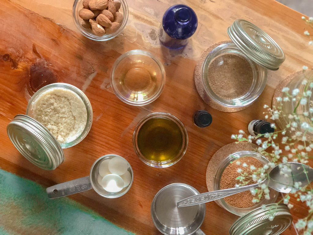 DIY: How to make your own natural cosmetics