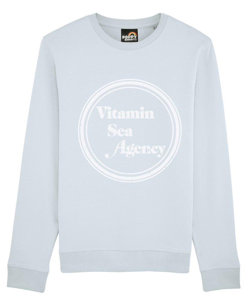 Vitamin Sea Agency Jumper - Poppy Biarritz