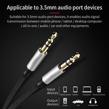 3.5mm Jack Audio Cable