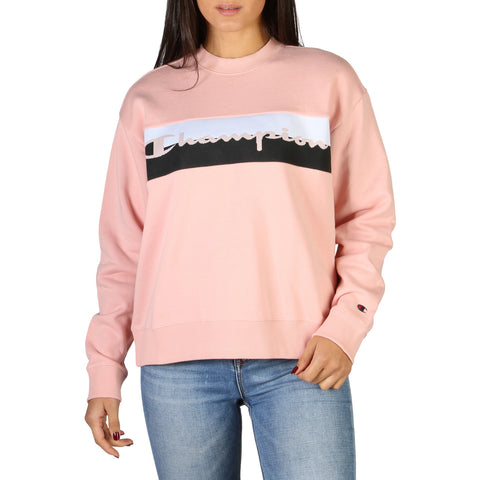 Champion Sweatshirt (Pink)