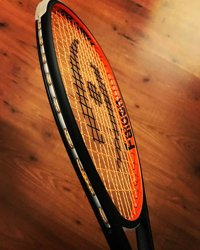Harrow Maltese Falcon Custom Squash Racket