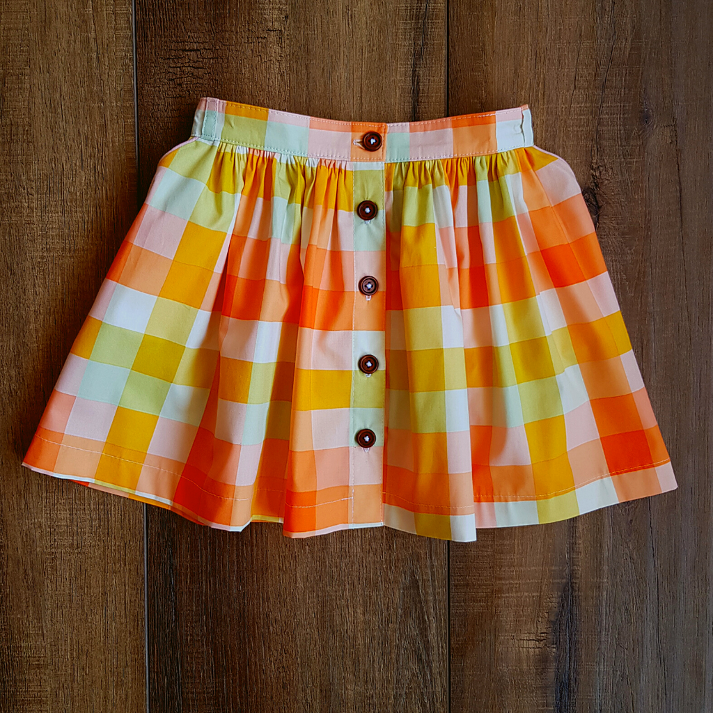 Katherine Skirt in Ice-Cream Sundae