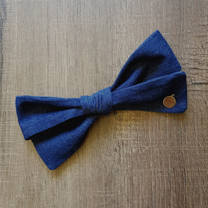 Large Hand Tied Bow