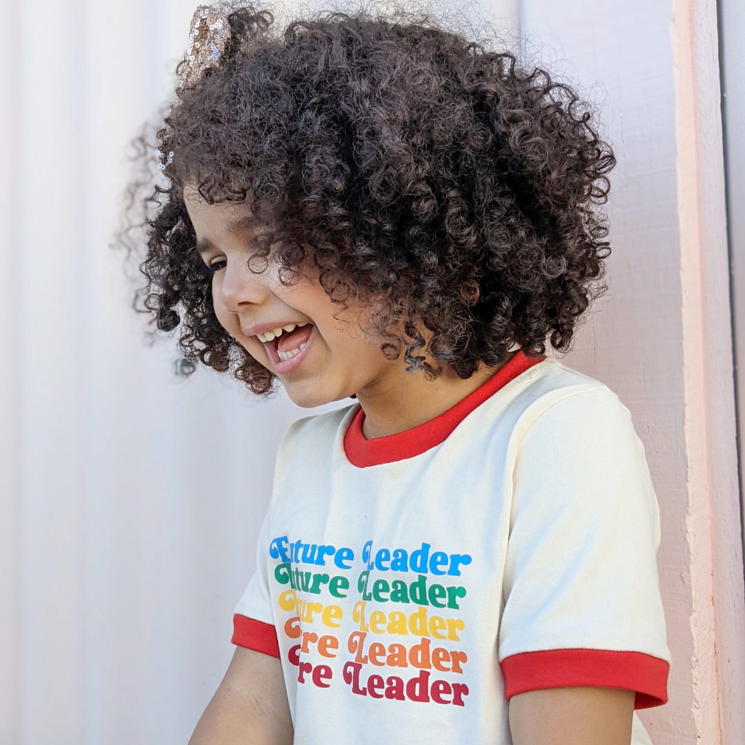 Future Leader Ringer Tee