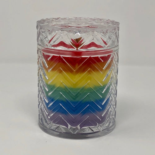 CRYSTAL LUXURY VESSEL CANDLES