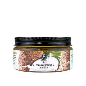 Corona Coconut Body Scrub By Organicole