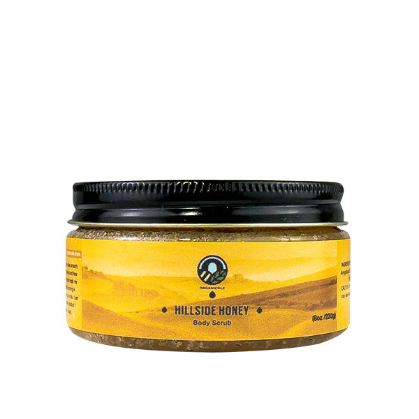 Hillside Honey Body Scrub By Oranicole