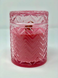 MISTY ROSE LUXURY VESSEL CANDLES