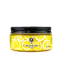 Long Island Lemon Body Scrub By Oranicole