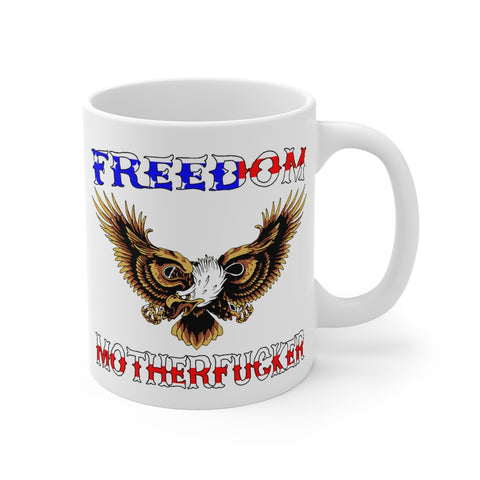 Freedom MF Coffee Mug
