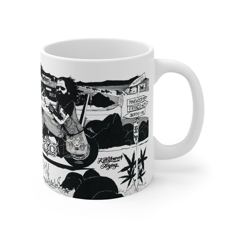 Outlaw Highway Coffee Mug
