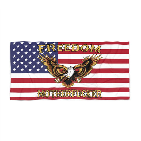 Freedom MF Beach Towel