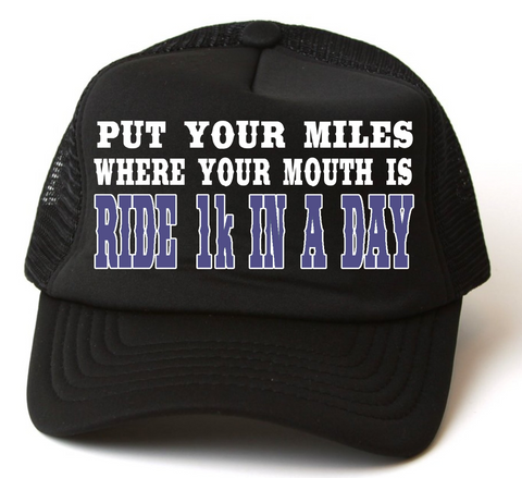 RIDE 1k IN A DAY 2017 HAT