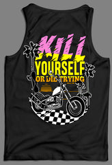 California Dreamin' Men's Tanks- CLEARANCE!