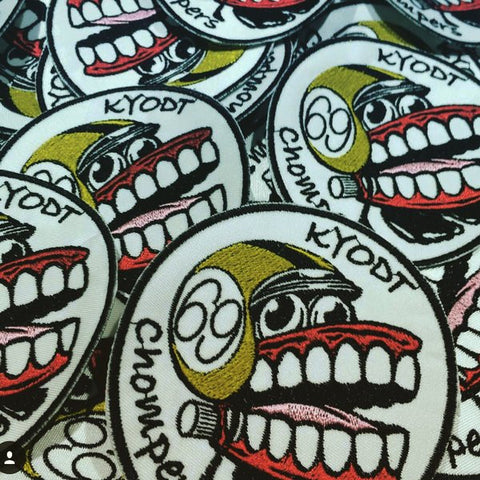 Chompers Patch