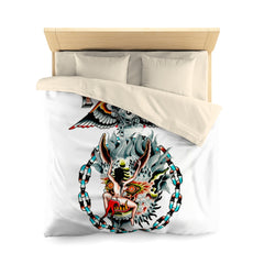Speed Demon Duvet Cover