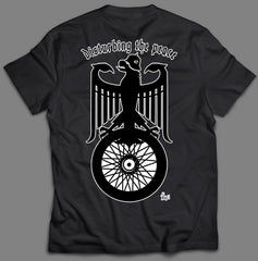 Disturbing the Peace Mens Tee