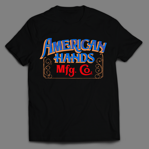 AMERICAN HANDS HERITAGE Men's Tee