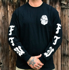 Gear Head Long Sleeve Tee