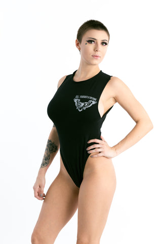Eagle Muscle Tank Bodysuit
