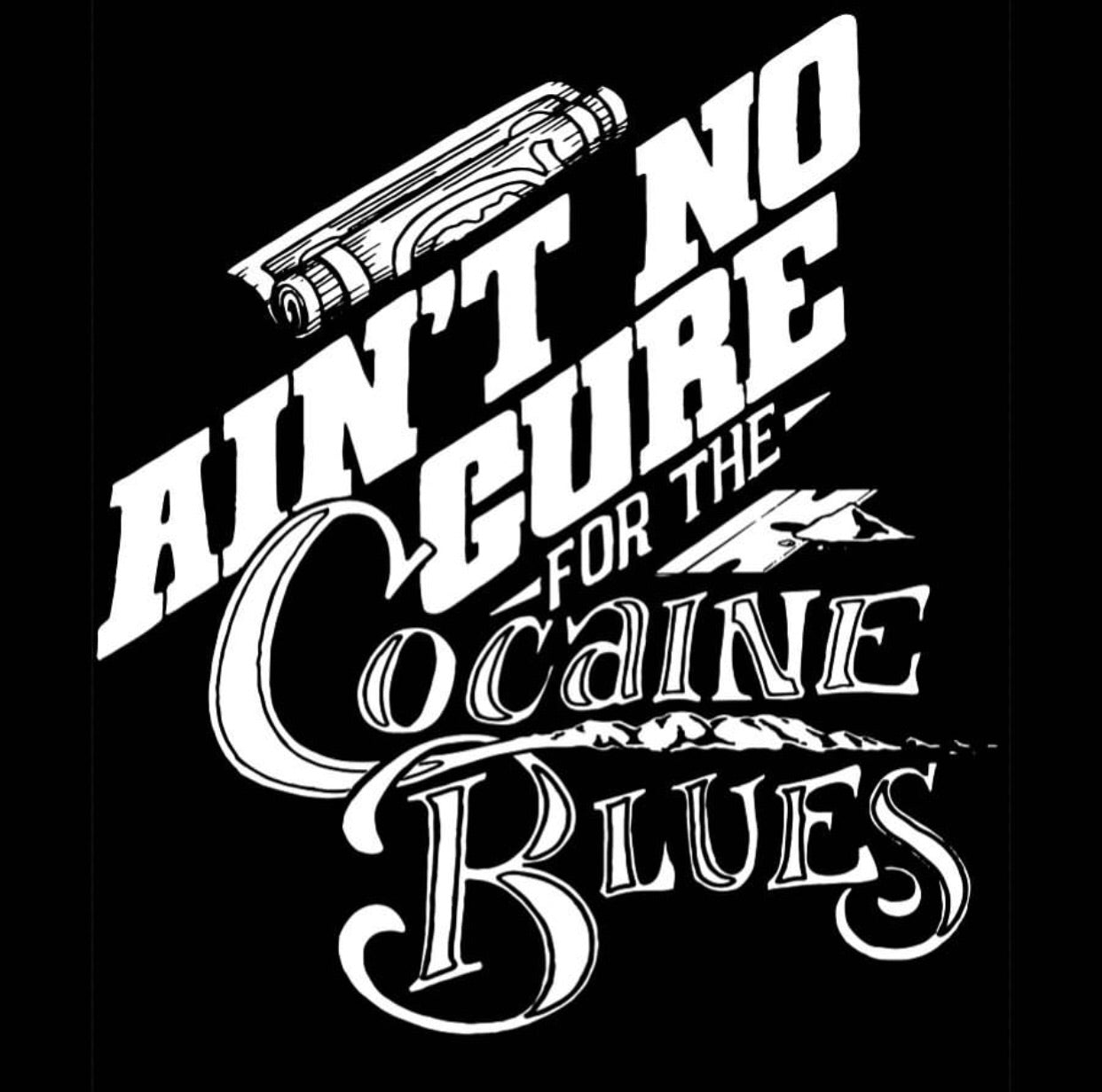 Cocaine Blues Men's Tee