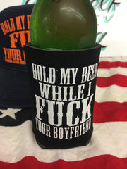 Hold My Beer Koozie