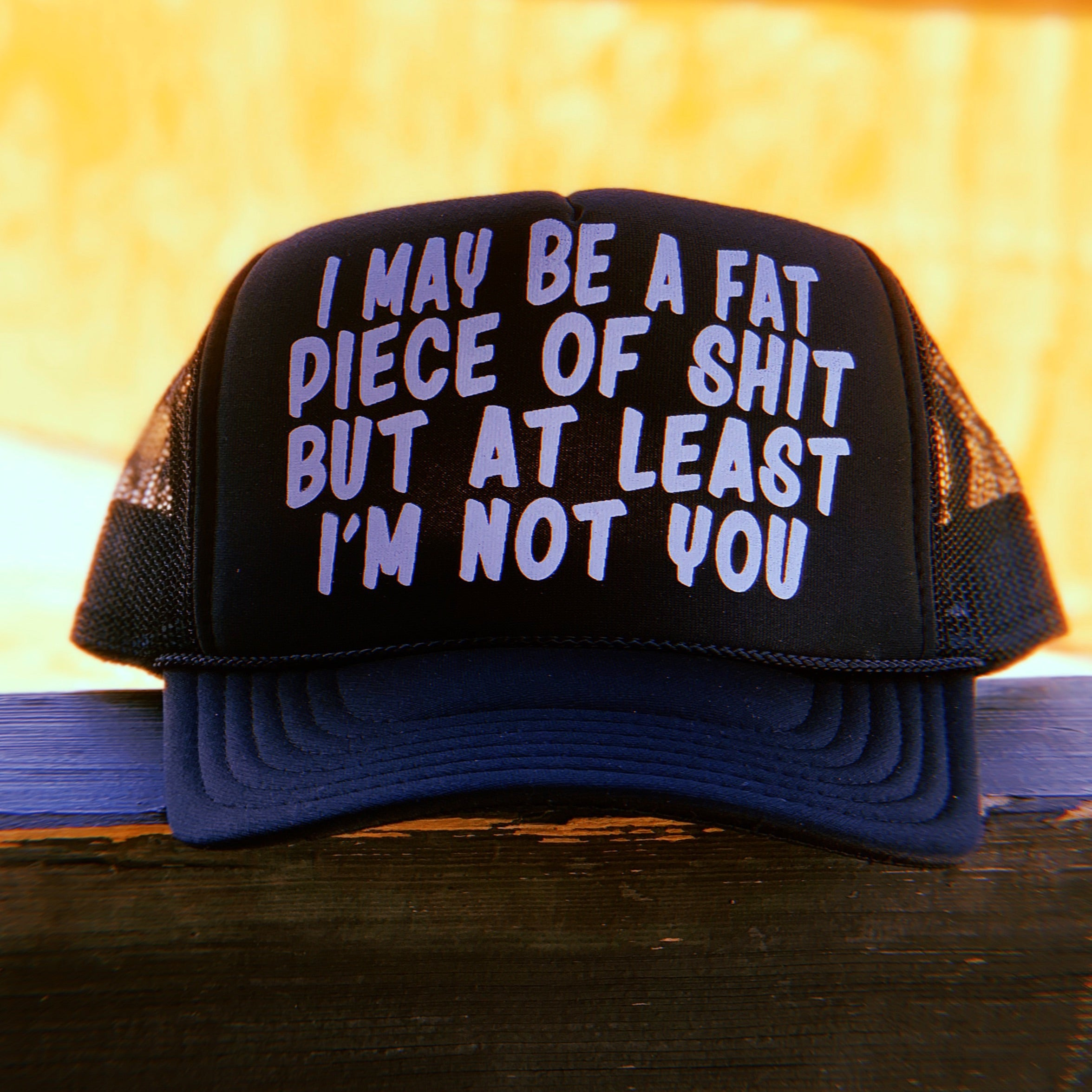 Piece of Shit Hat