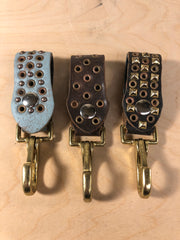 Wide key holders