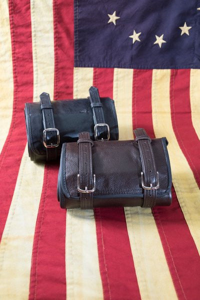 Custom Leather Tool Roll