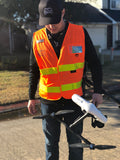 Remote Pilot High Visibility Vest - Drone Wear