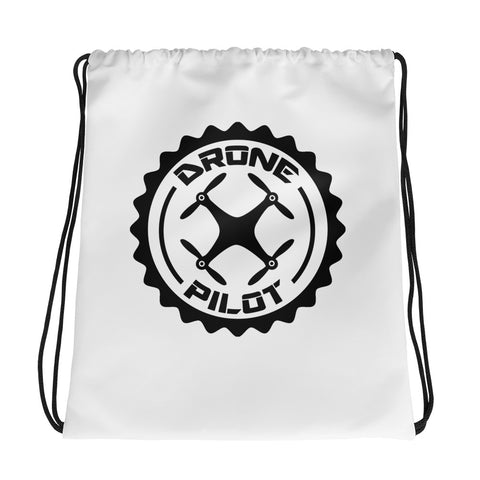 Drone Pilot Drawstring Bag - Drone Wear