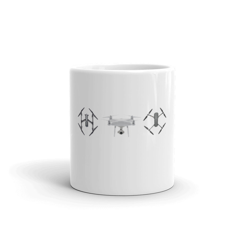 Got Drone Coffee Mug - Drone Wear