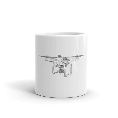 Drone Coffee Mug - Drone Wear