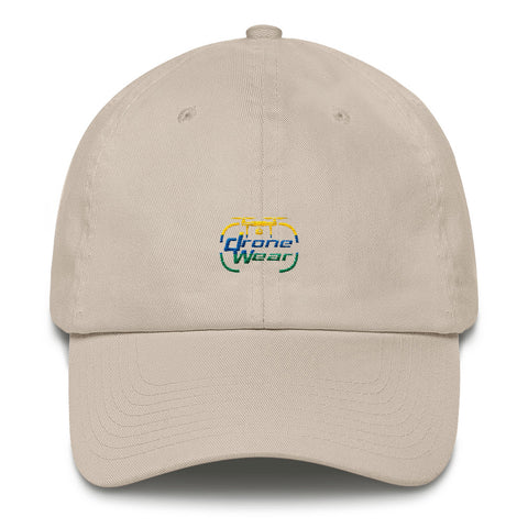 Brazil Drone Wear Dad Cap - Drone Wear