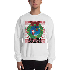 Ho Ho Drone Ugly Sweater