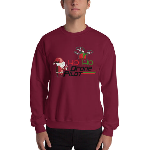 Drone Pilot Ugly Sweater - Drone Wear