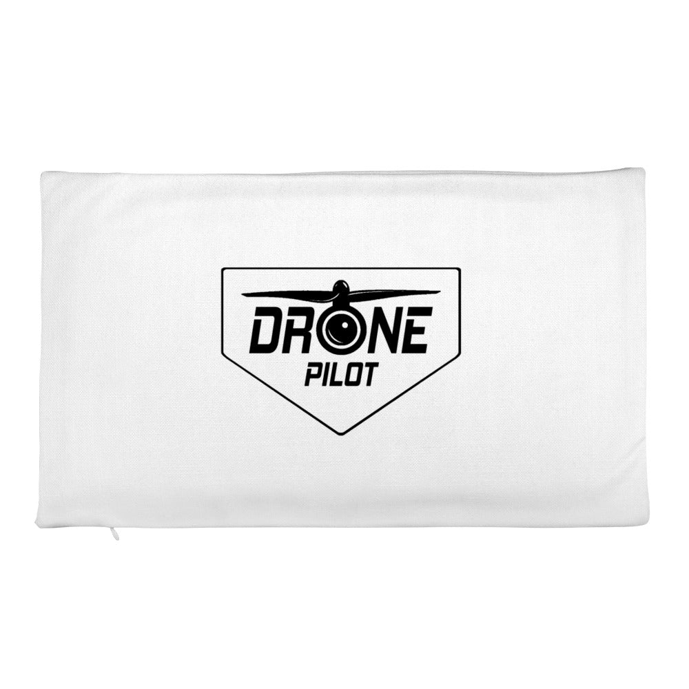 20 x 12  Double Sided Drone Pilot Pillow Case - Drone Wear