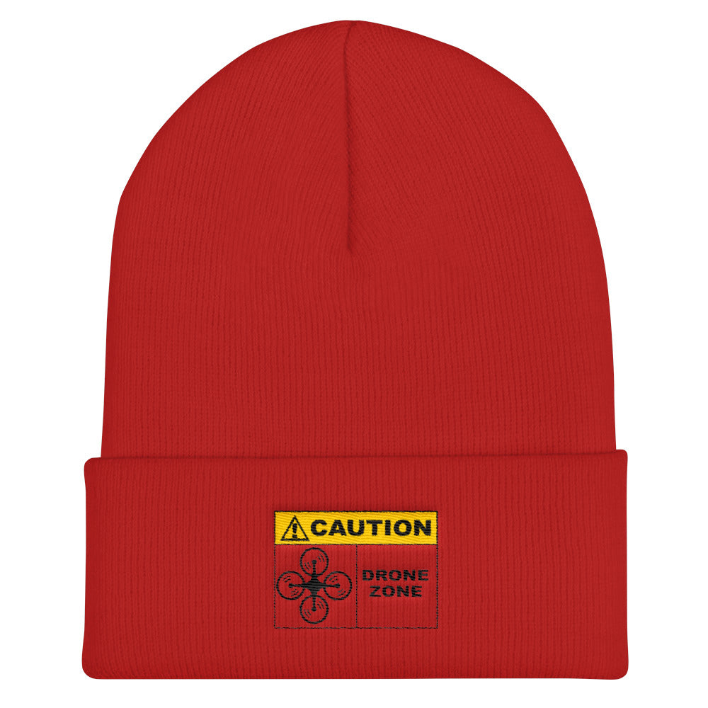 Drone Zone Cuffed Beanie - Drone Wear