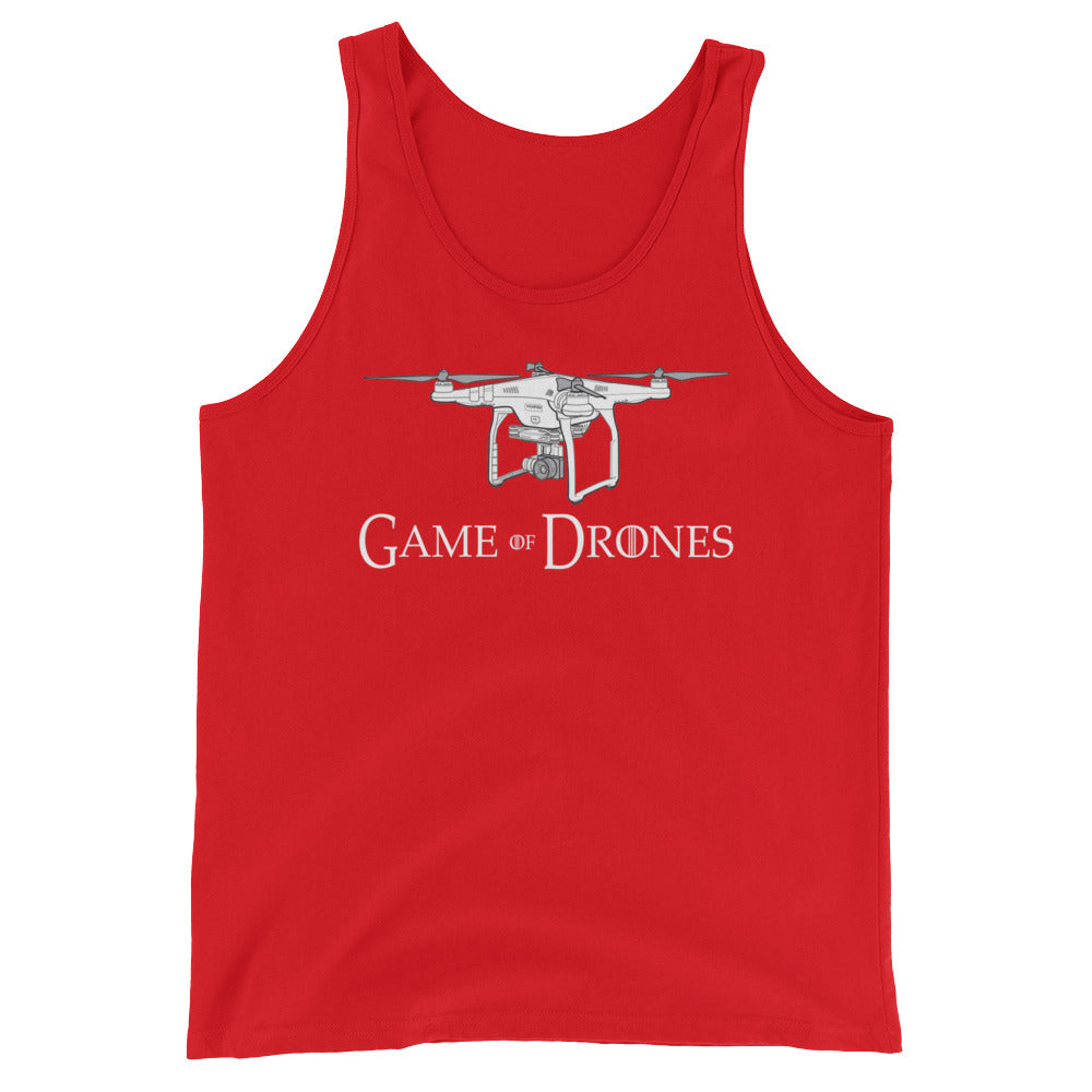 Game of Drones Tank - Drone Wear
